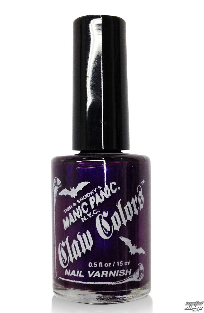 lak na nehty MANIC PANIC - Plum Passion - MP035