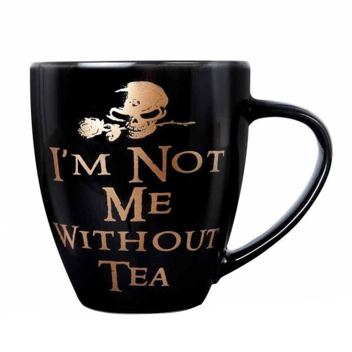 hrnek ALCHEMY GOTHIC - Not Me Without Tea - ALMUG8