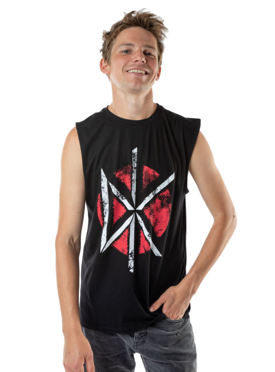 tílko (unisex) Dead Kennedys - AMPLIFIED - Av416dkl
