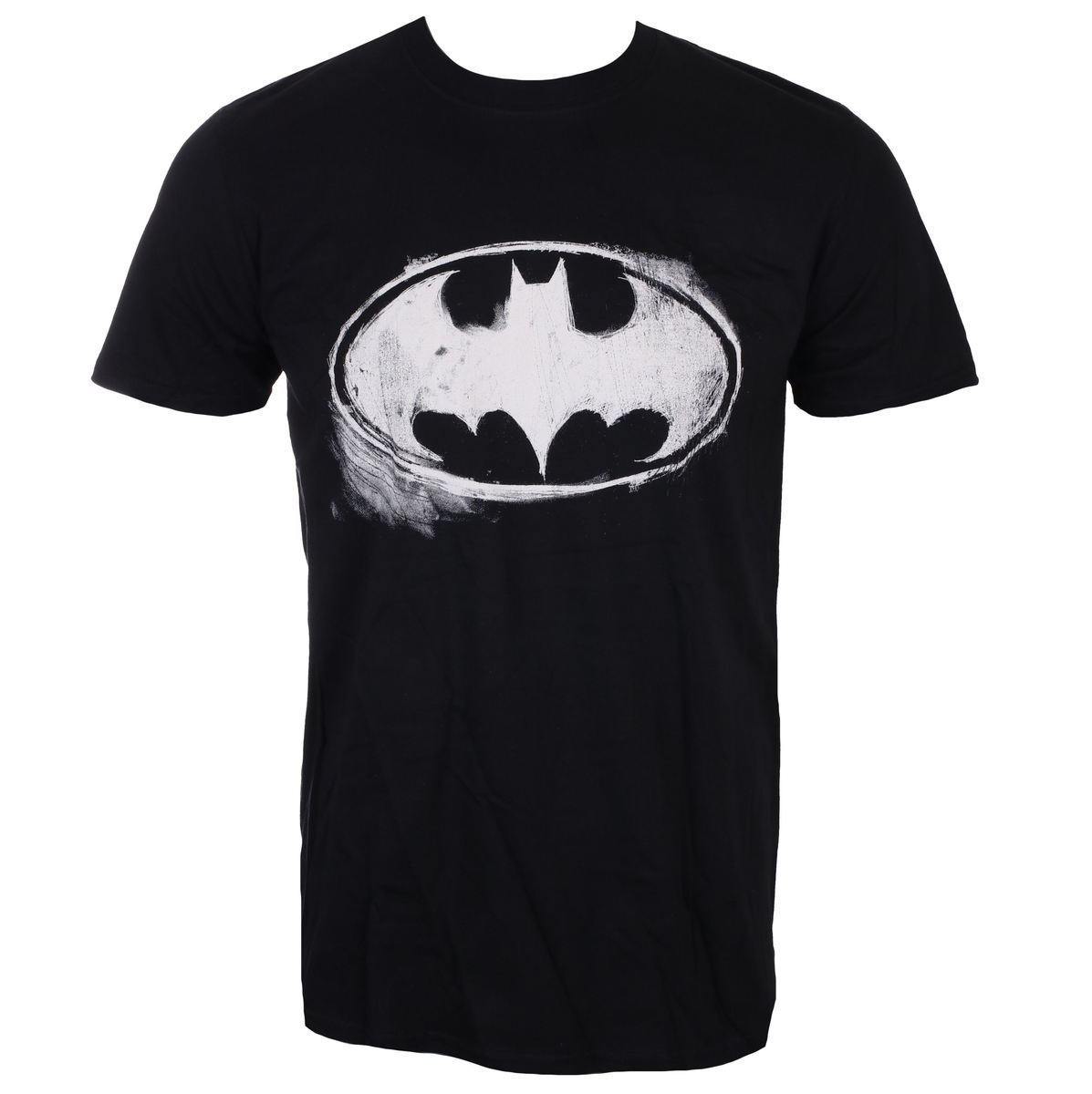 LIVE NATION Batman LOGO MONO DISTRESSED černá