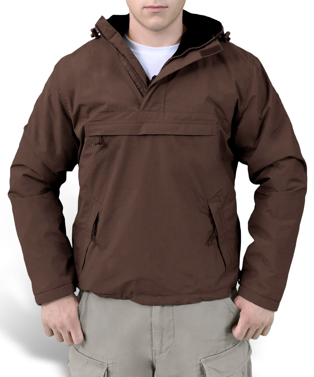 větrovka SURPLUS - Windbreaker - BROWN - 20-7001-05