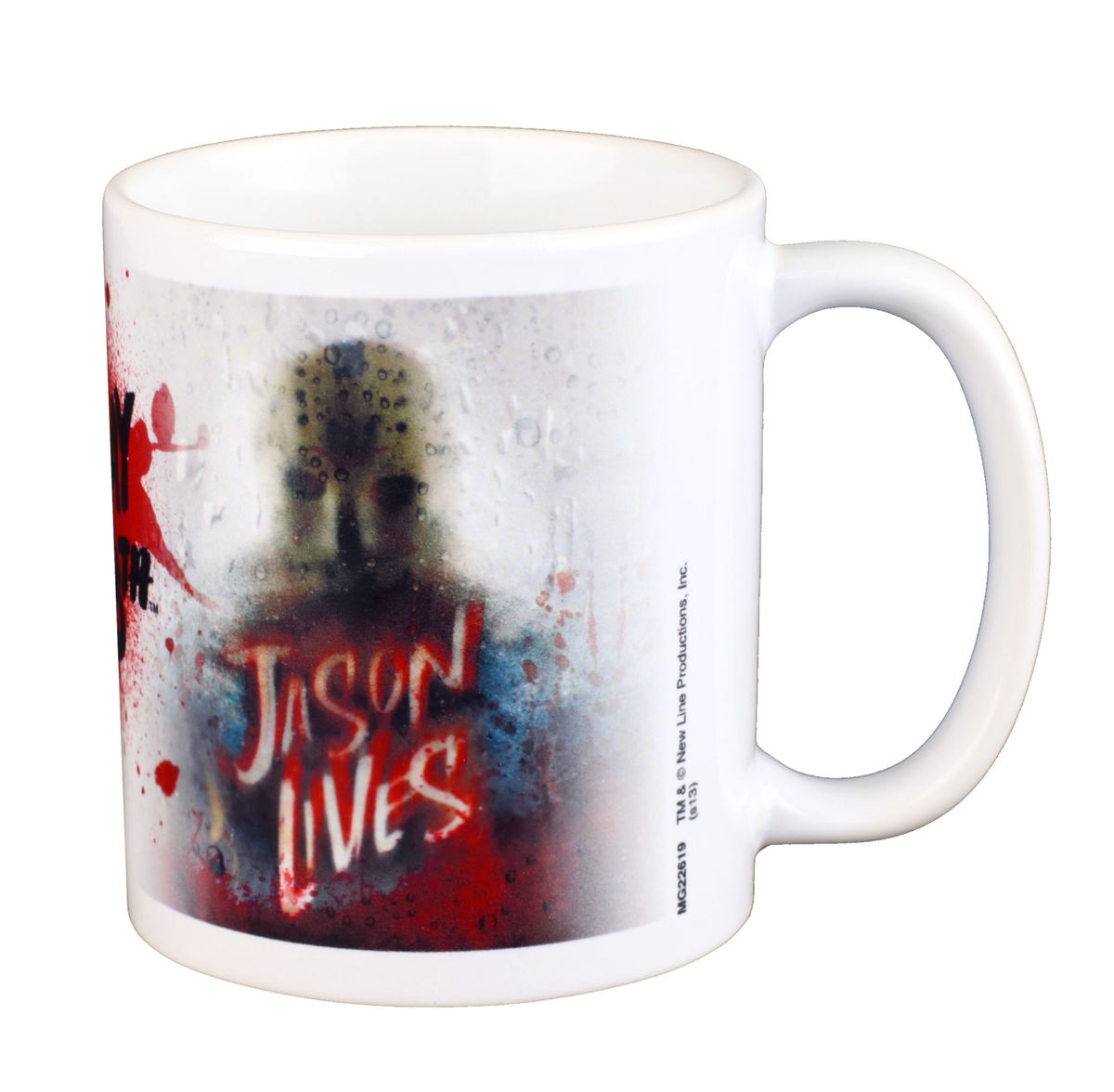 hrnek Friday The 13th - Jason Lives - PYRAMID POSTERS - MG22619
