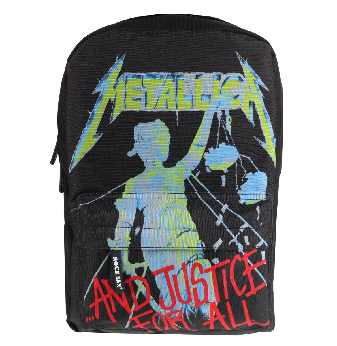 batoh METALLICA - JUSTICE FOR ALL - IND005