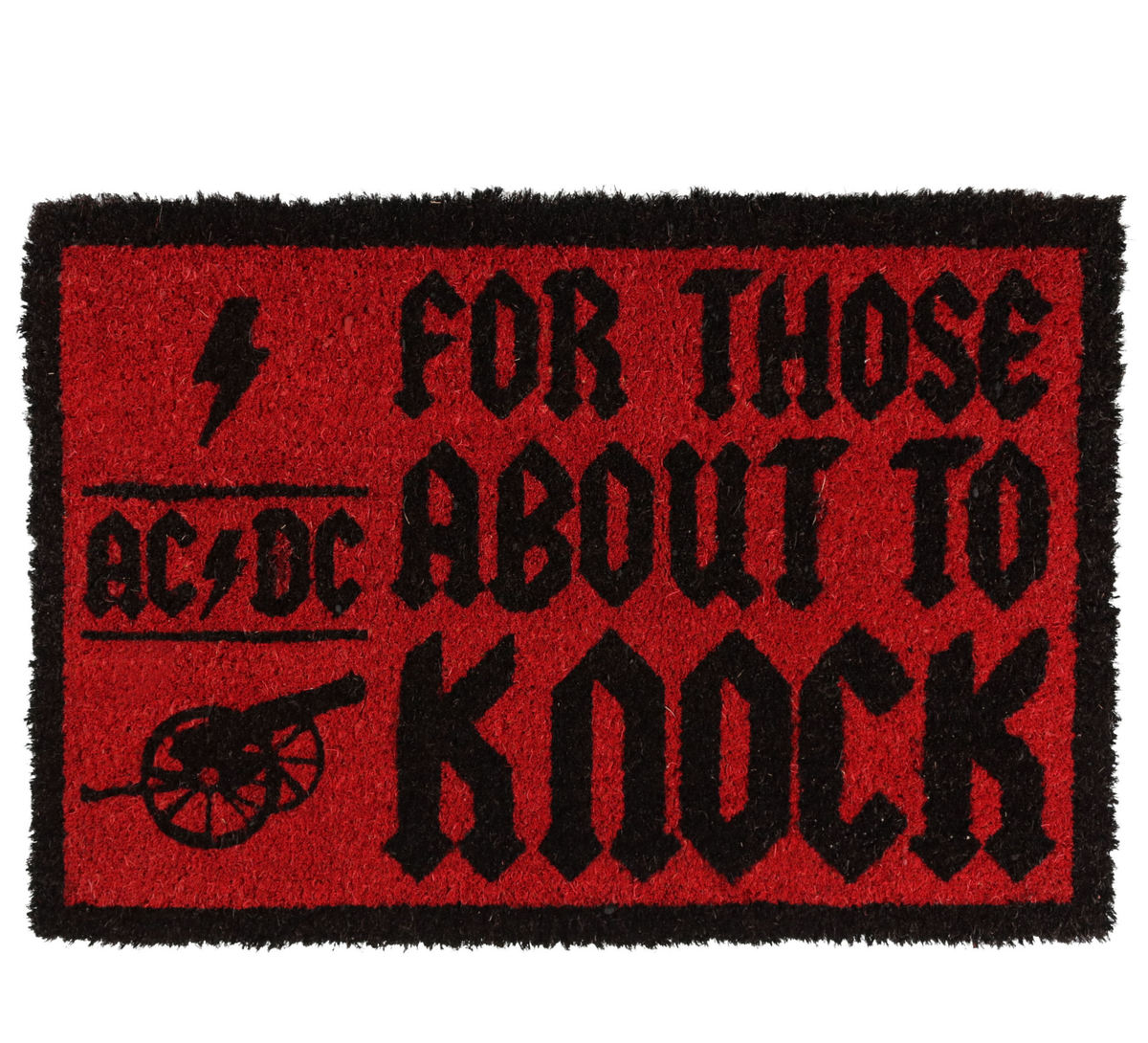 rohožka ACDC - (For Those About To Knock) - PYRAMID POSTERS - GP85128