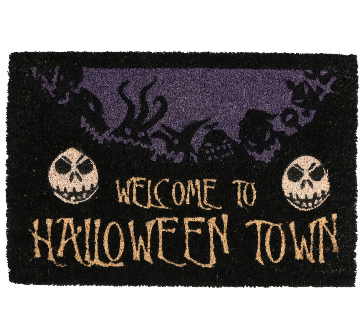 rohožka Nightmare Before Christmas - (Halloween Town) - PYRAMID POSTERS - GP85044