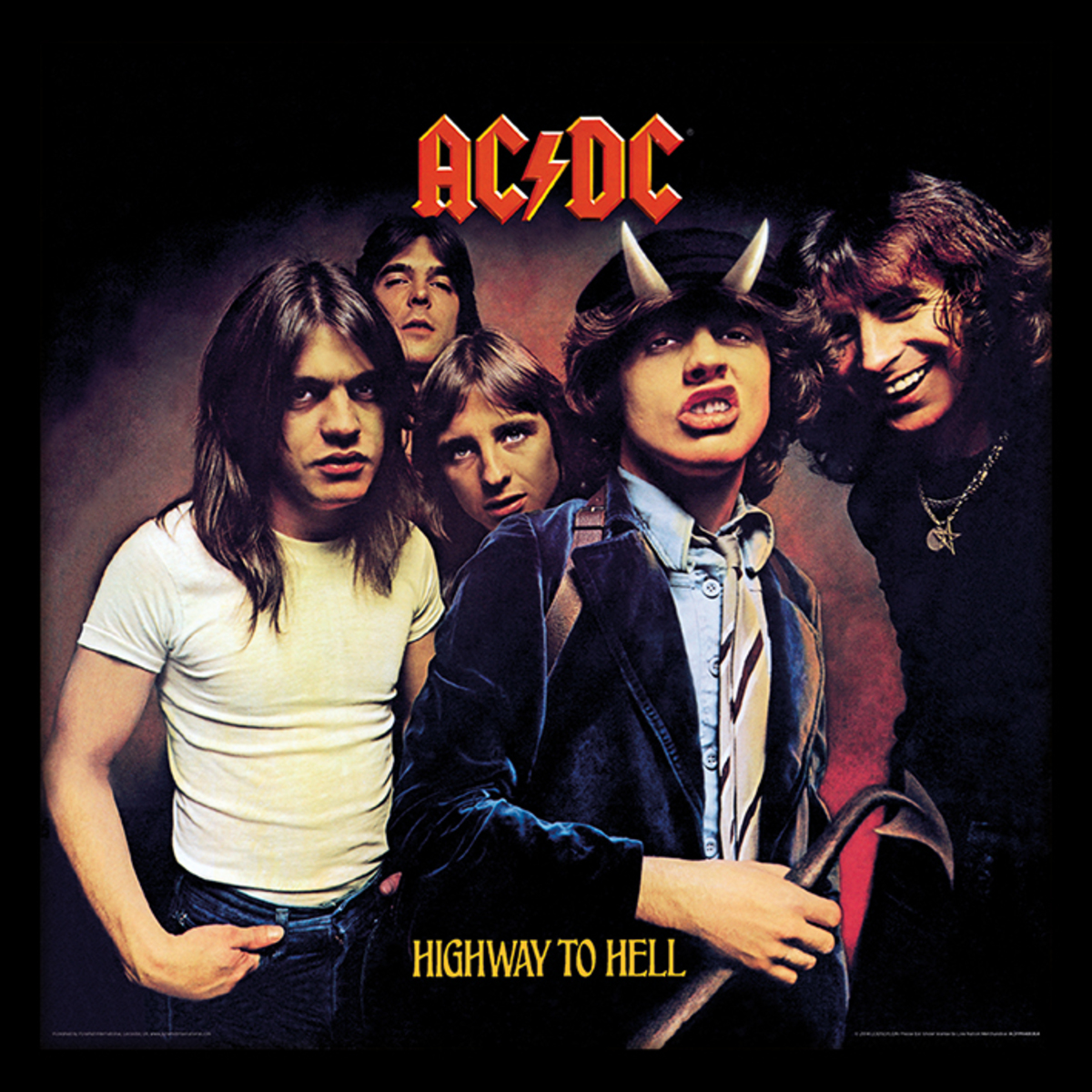 obraz ACDC - (Highway to Hell) - PYRAMID POSTERS - WDC95008