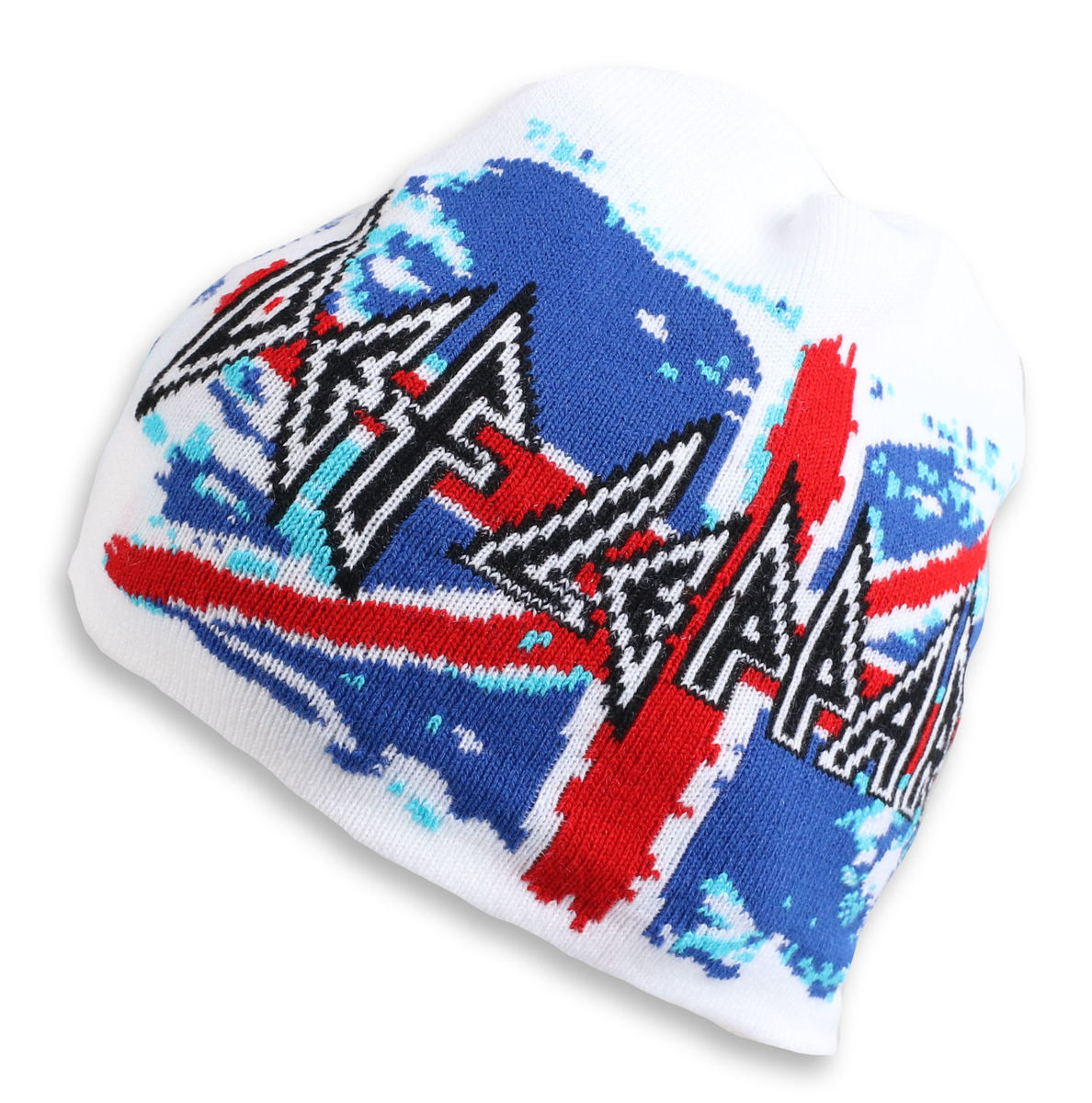 kulich Def Leppard - Union Jack´s - LOW FREQUENCY - DLBE001