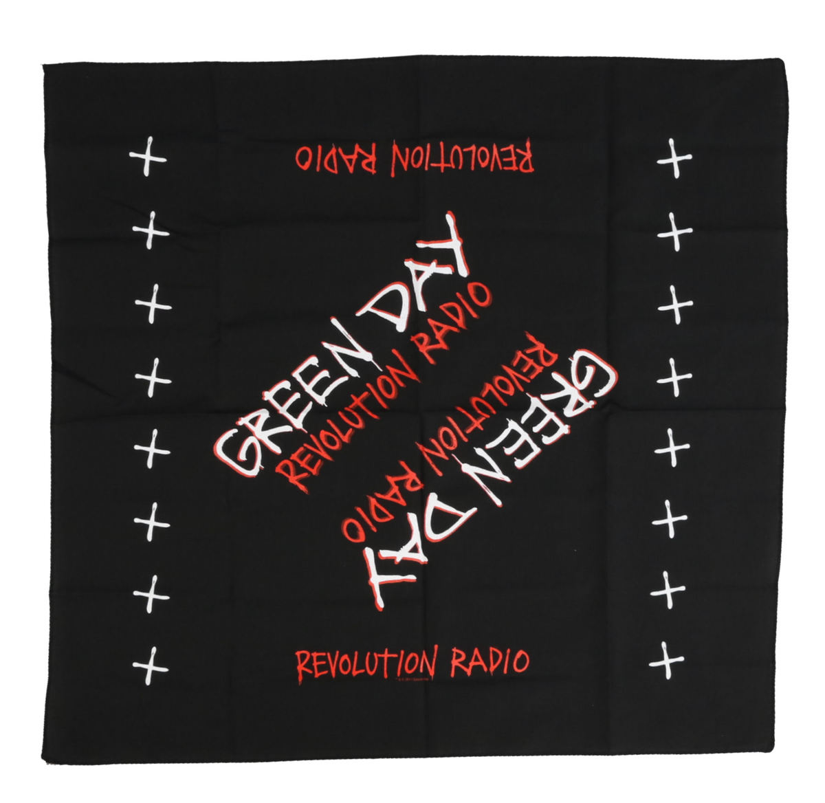 šátek Green Day - Revolution Radio - RAZAMATAZ - B064