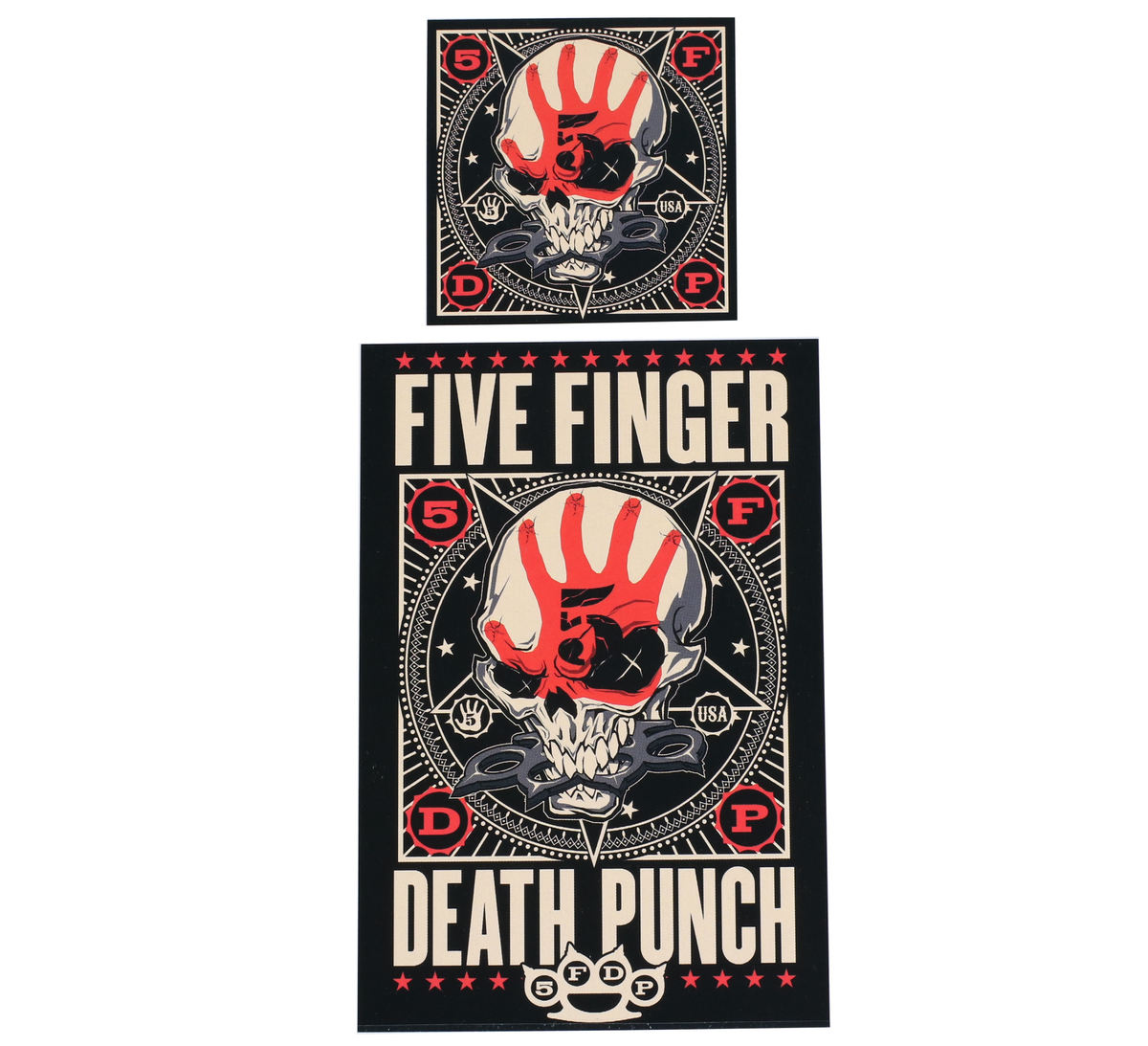 povlečení Five Finger Death Punch - Punchagram - BL5F01