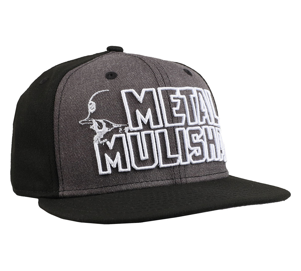kšiltovka METAL MULISHA - CAST - MM1959618.01_BLK