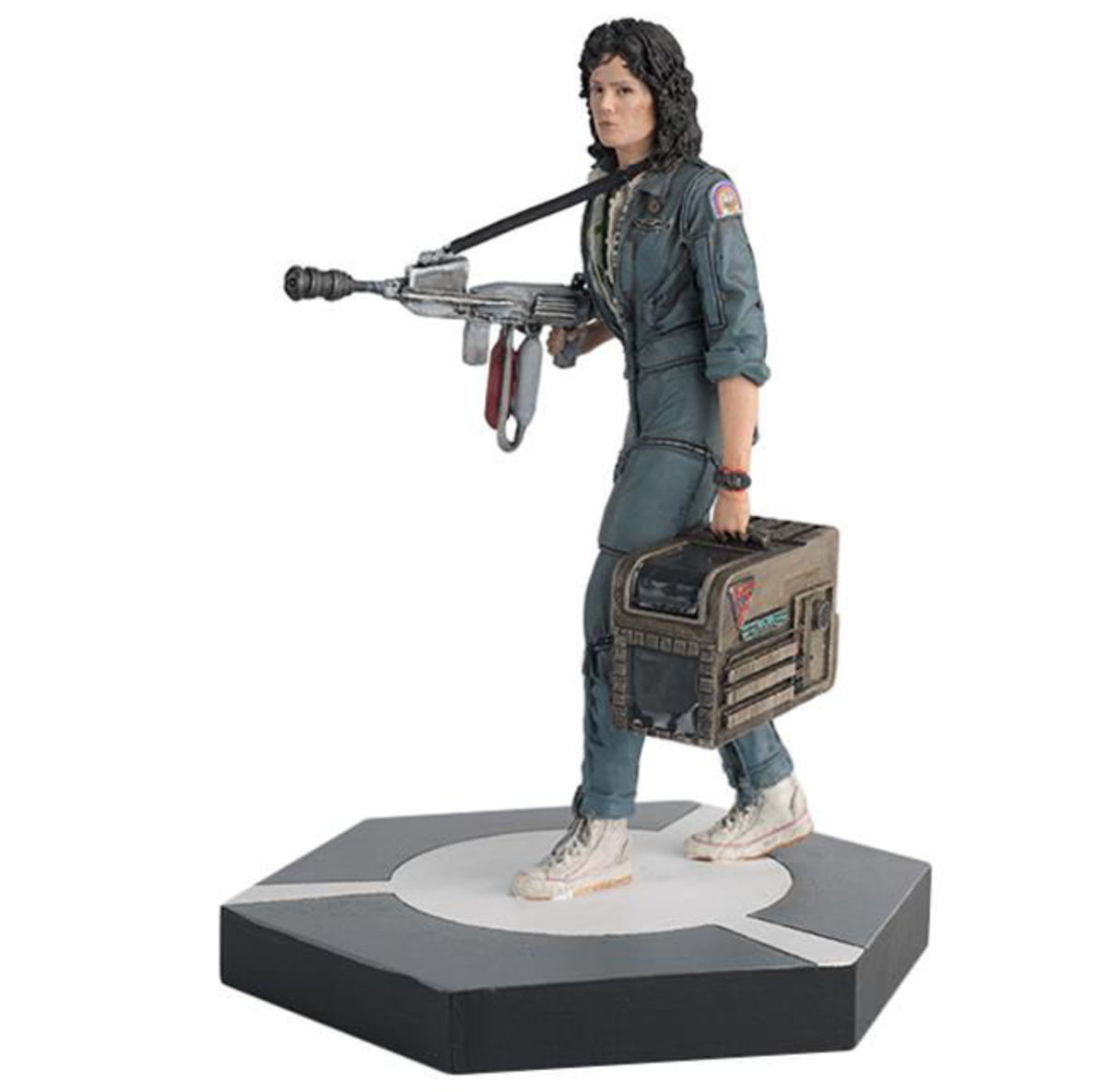 figurka The Alien & Predator - Collection Warrant Officer Ellen Ripley - (Alien) - EAMOOCT182251