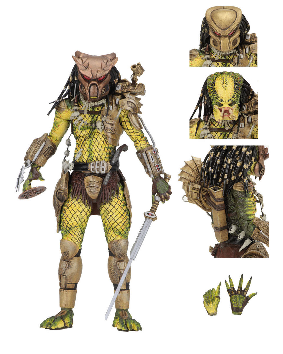 figurka Predator 1718 - Ultimate Elder: The Golden Angel - NECA51573