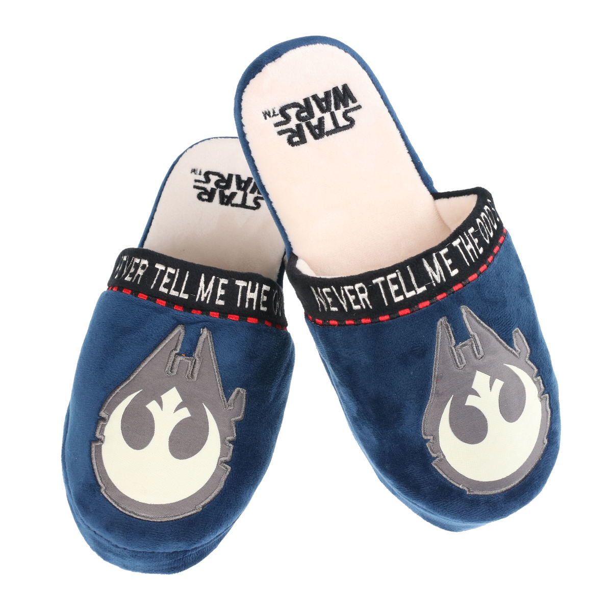 papuče unisex Star Wars - Han Solo - NNM - 920_Han Solo