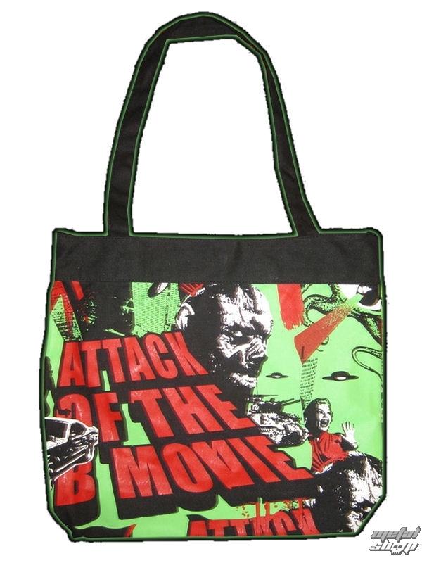 taška , kabelka HELL BUNNY - B MOVIE BAG - 7036