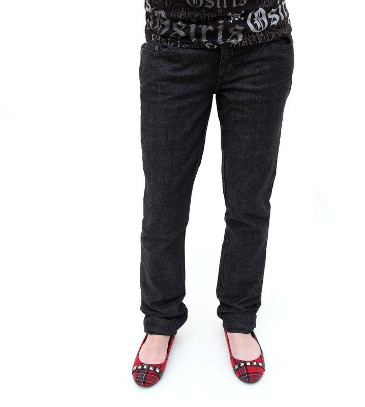 kalhoty dámské SPLIT - HB-2 - Black