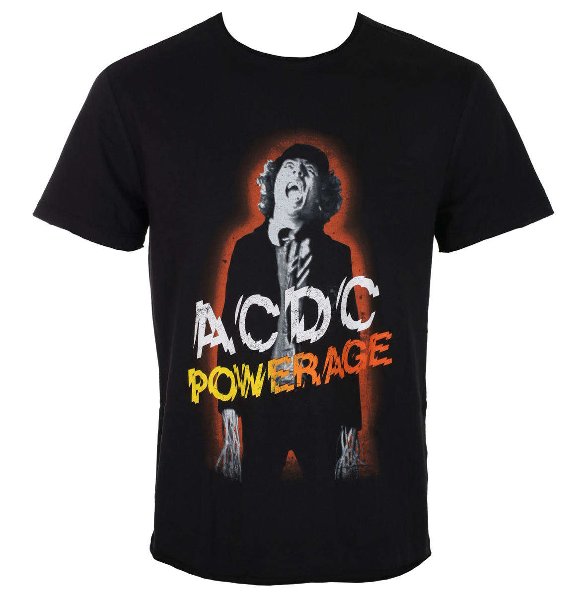 AMPLIFIED AC-DC POWERAGE černá