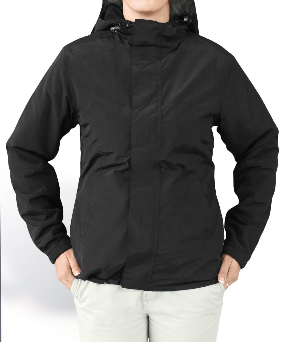 větrovka dámská SURPLUS - Ladies Windbreaker + Zipper - 33-7002-03 - BLACK