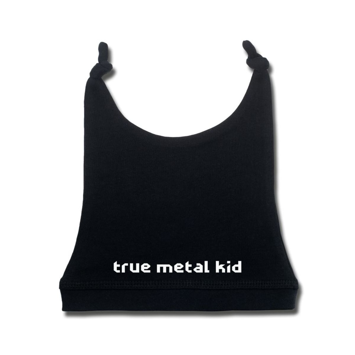 čepice dětská true metal kid in white - black - Metal-Kids - 240-15-8-7