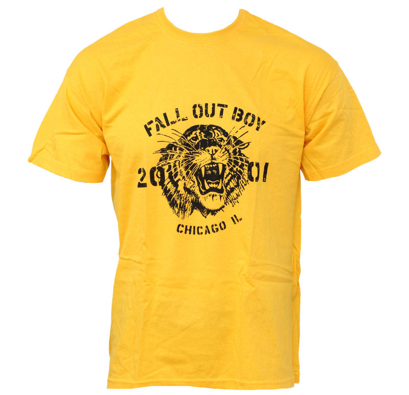 "tričko pánské Fall Out Boy ""Tiger"" - TSC-1251 - EMI"