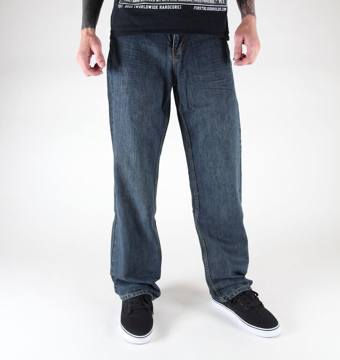 kalhoty pánské (jeansy) NUGGET - Dispater, A