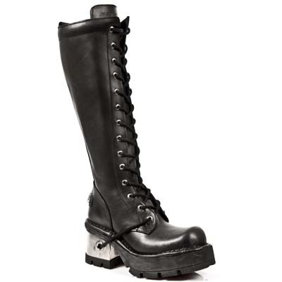 boty NEW ROCK - 14-eye Boots (236-S1) - N-8-14-700-00