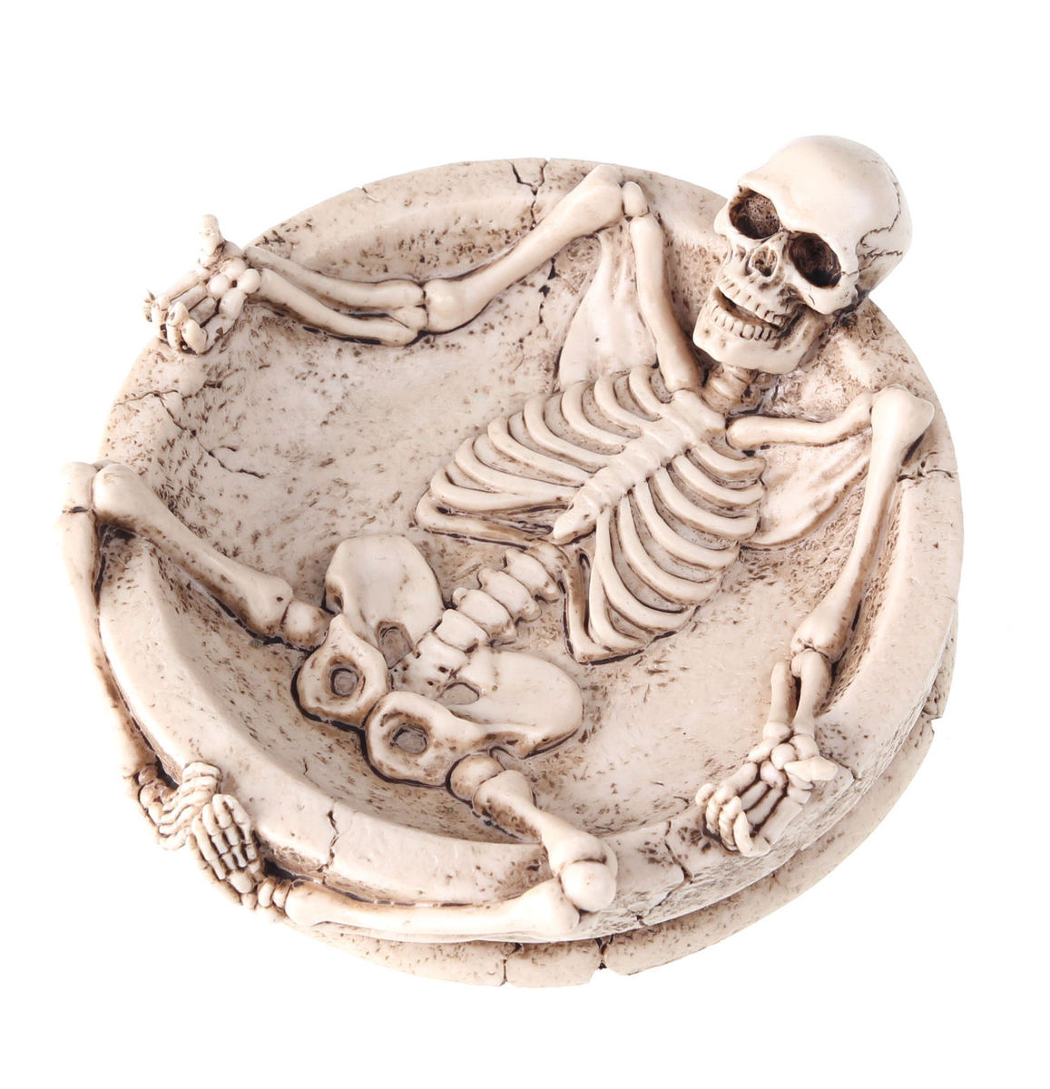 popelník ASHTRAY SKELETON 531008 - ELCO - 708-7832