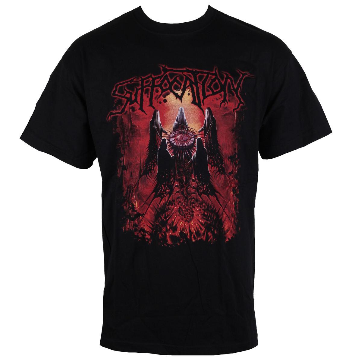 "tričko Suffocation ""Blood oath"" 160283 - NUCLEAR BLAST"