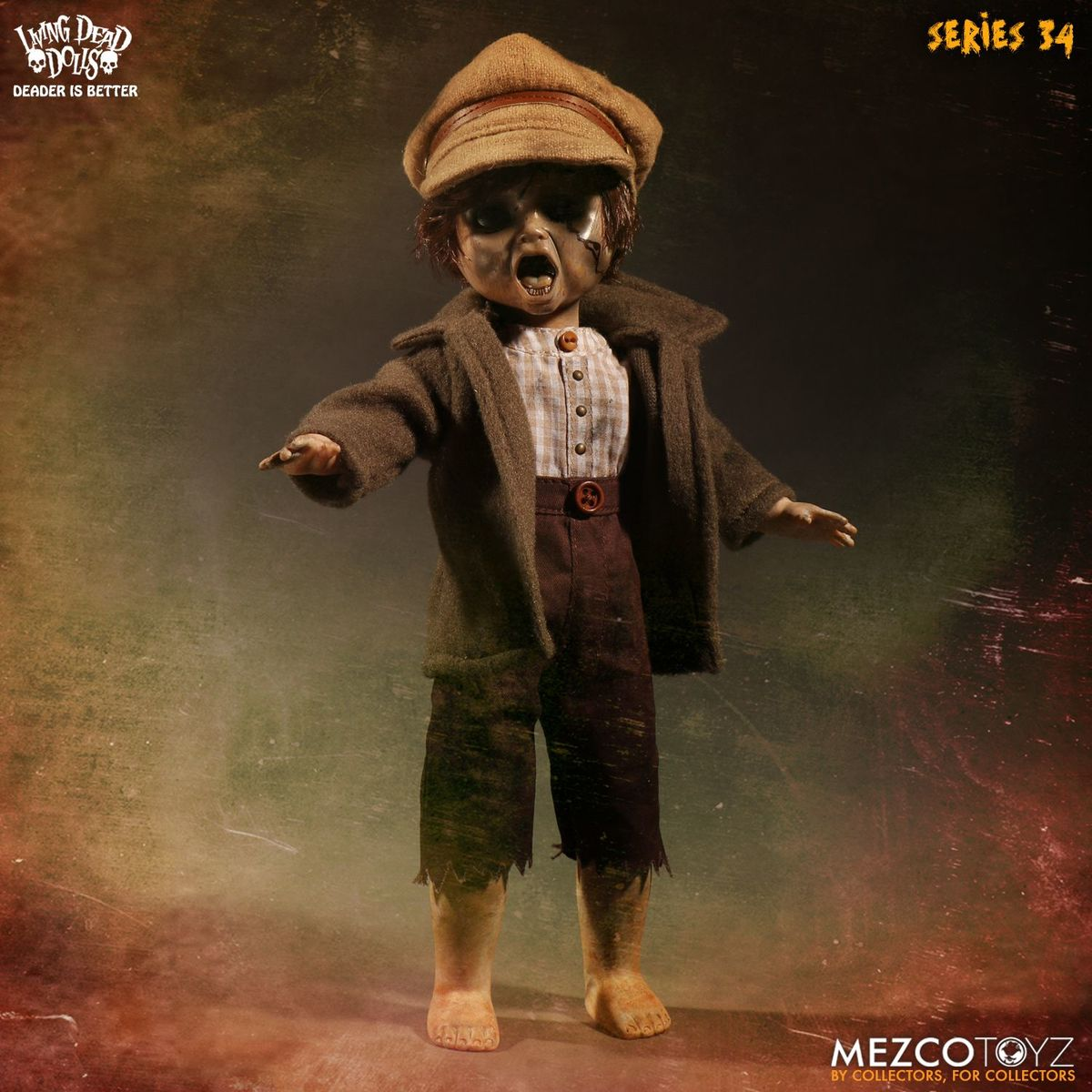 panenka Living Dead Dolls - The Time Has Come To Tell The Tale - Tommy Knocker - MEZ93415-5