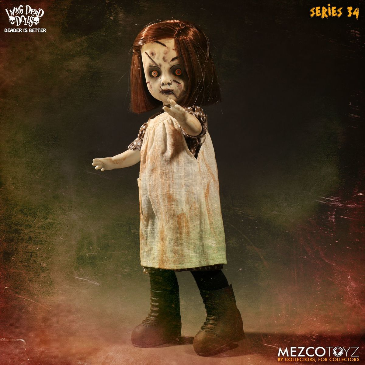 panenka Living Dead Dolls - The Time Has Come To Tell - Ash Lee - MEZ93415-2