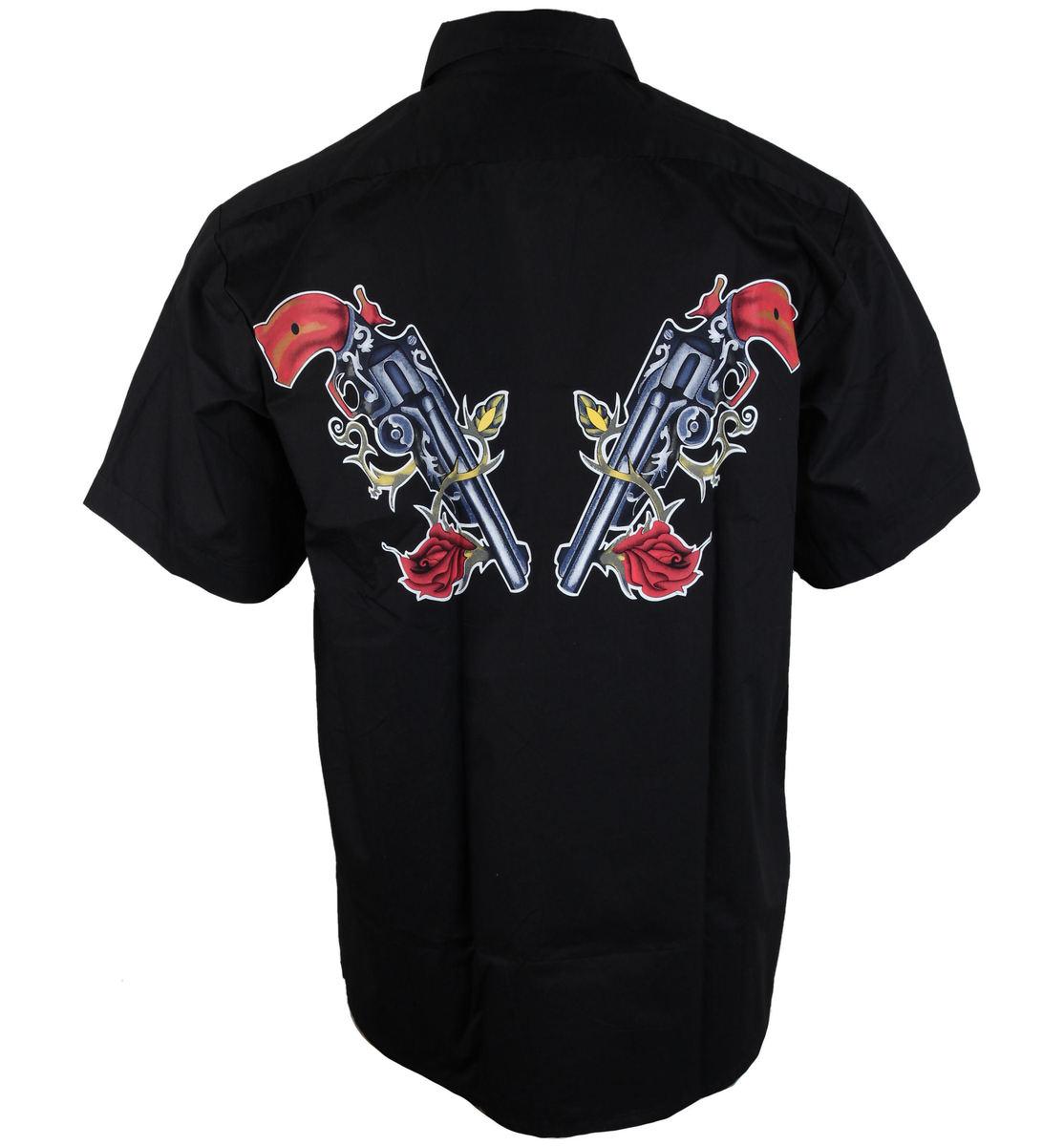 košile pánská LA ROCKA