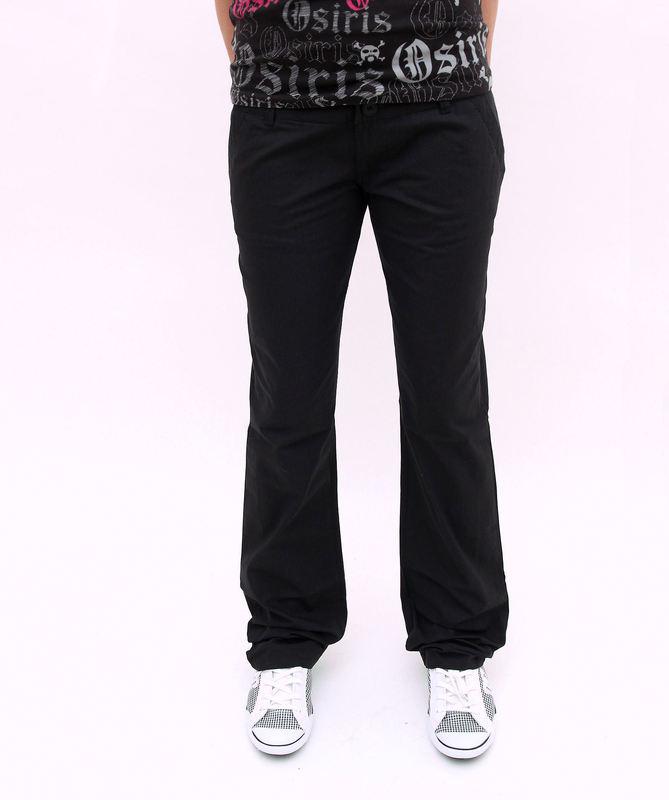 kalhoty dámské FOX - Broadway - BLACK