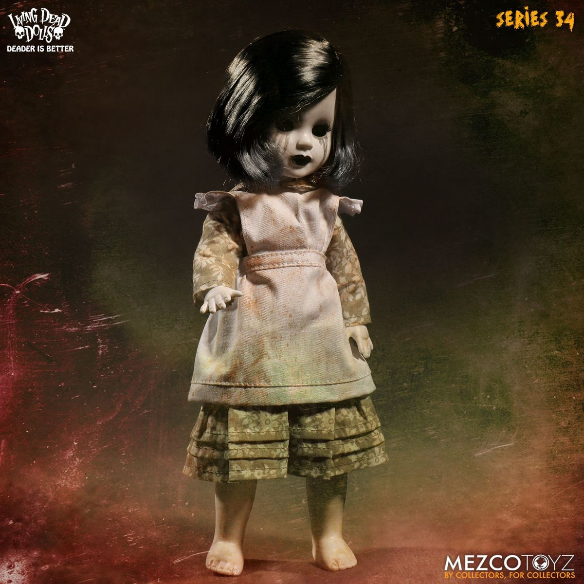 panenka Living Dead Dolls - The Time Has Come To Tell The Tale - Coalette - MEZ93415-4