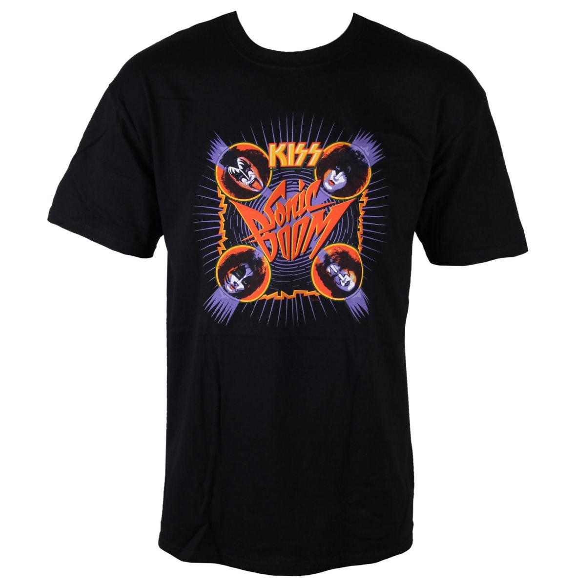 tričko pánské Kiss - Sonic Bomb - LIVE NATION - RTKISS28010