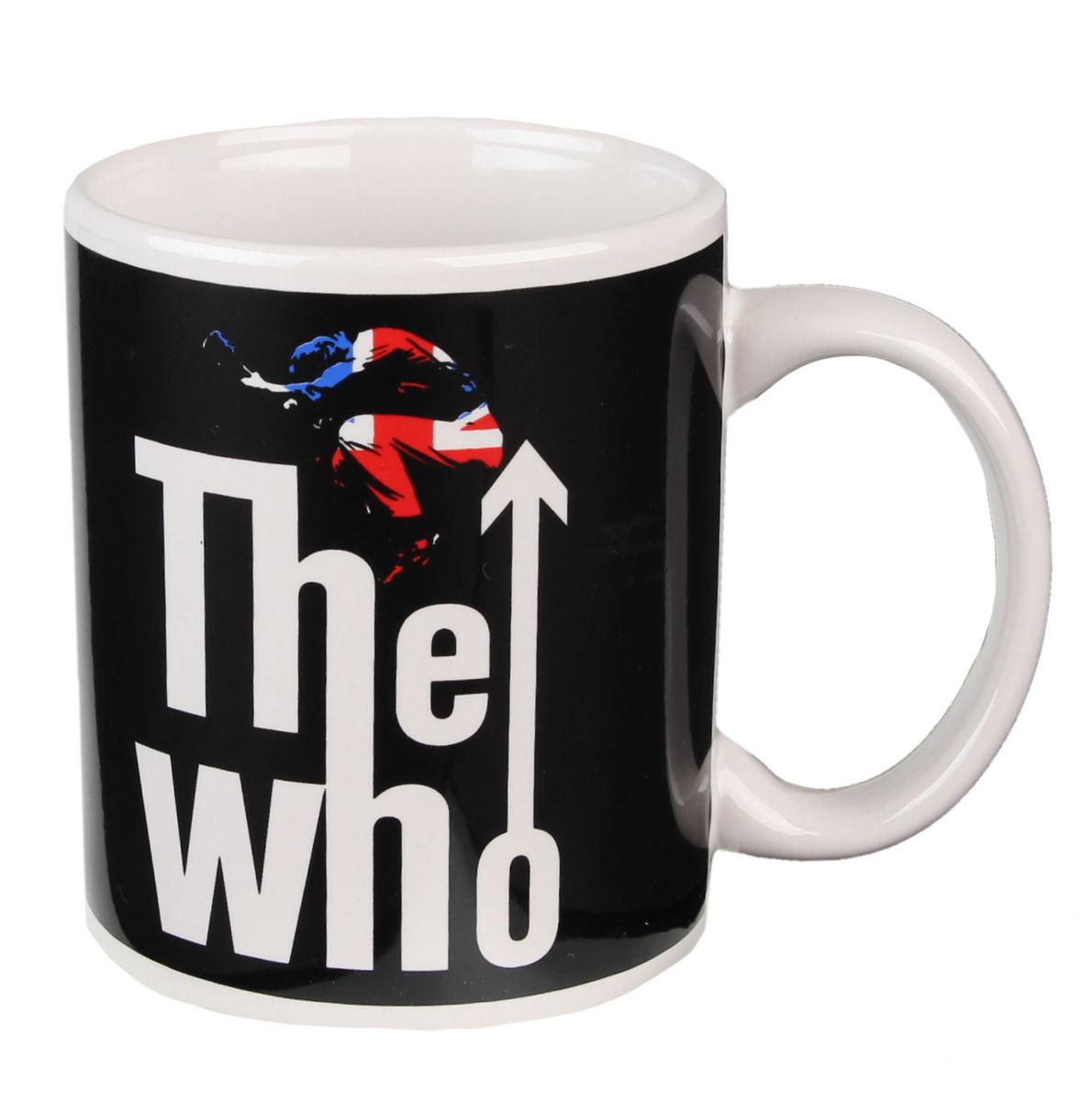 hrnek The Who - Union Jack - ROCK OFF - WHOMUG01