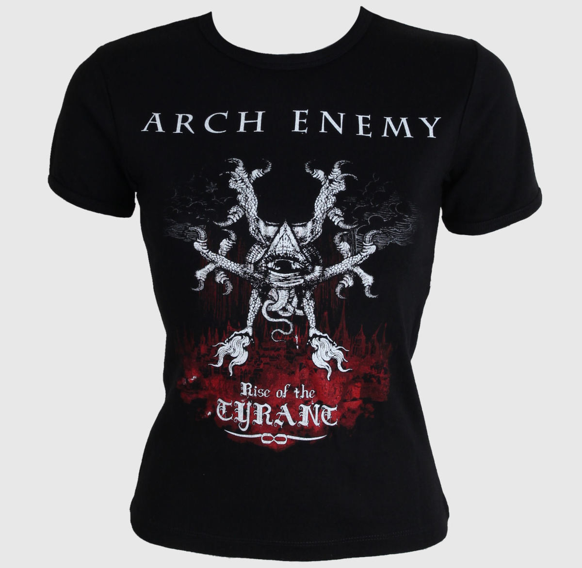 tričko dámské Arch Enemy - Rise of the Tyrant 1 - Black - 055698 - ART WORX