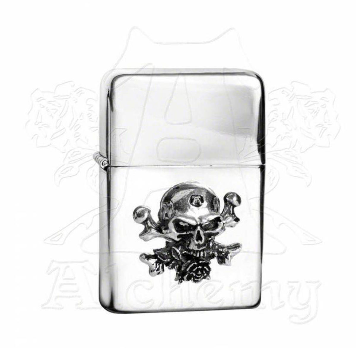 zapalovač Or Philosophy Petrol Lighter AAZ10 - Alchemy Gothic