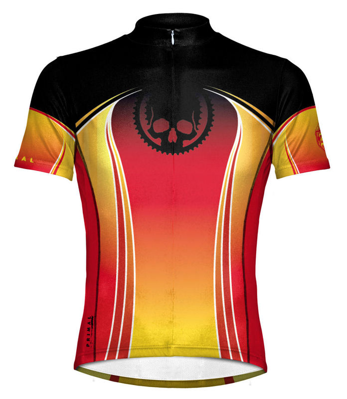 dres cyklistický PRIMAL WEAR - Reider - RAI1J10M