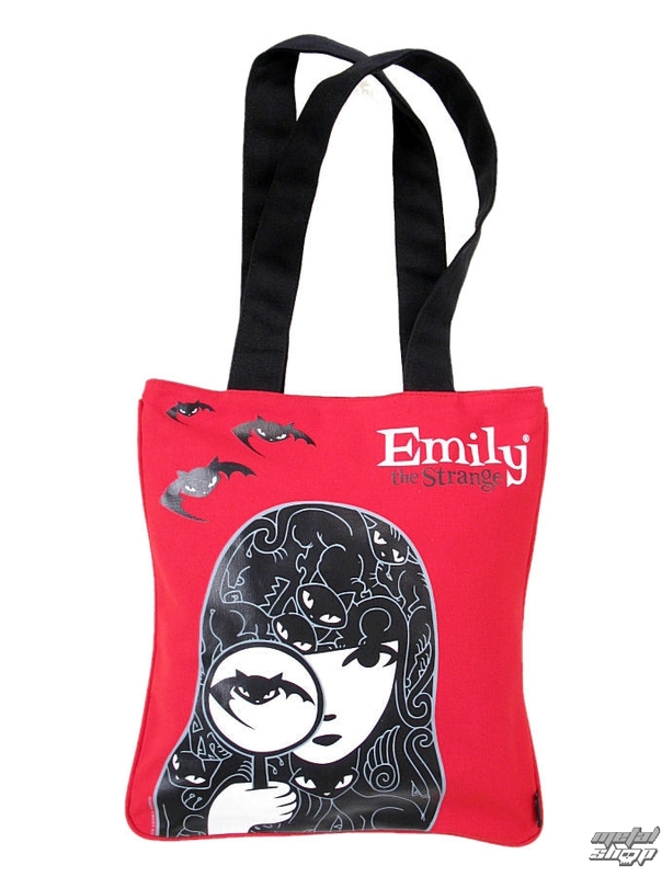 taška , kabelka EMILY THE STRANGE - Emily (E4081408) Cat Bag handbag