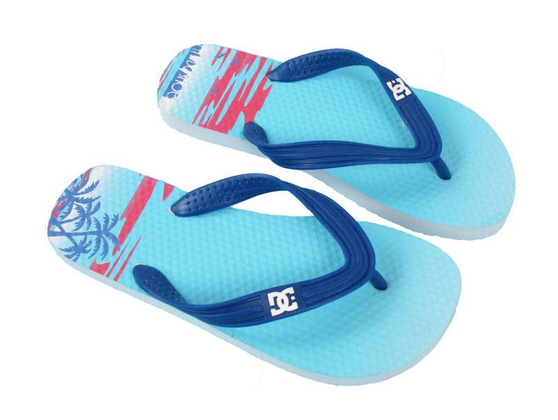 sandály dámské DC - Ponto - DAZZLING BLUE PRINT