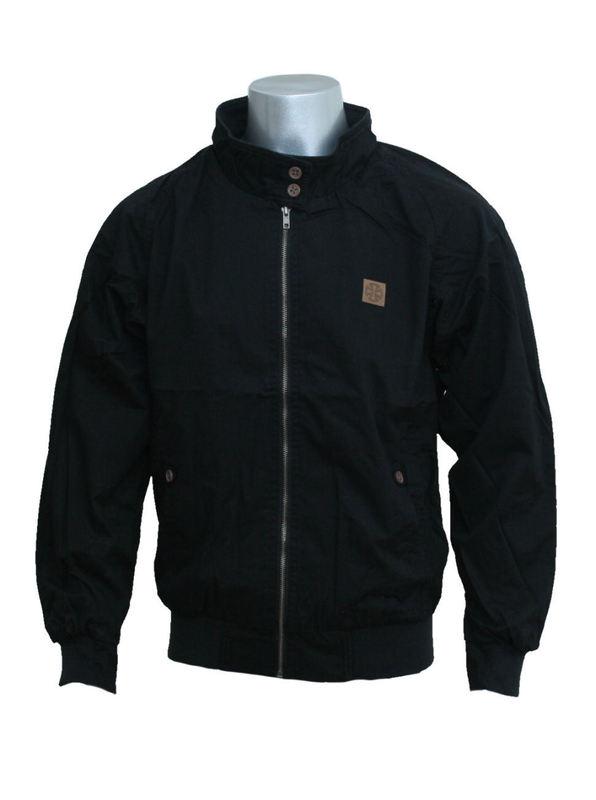 bunda pánská jarně/podzimní INDEPENDENT - Resident - BLACK