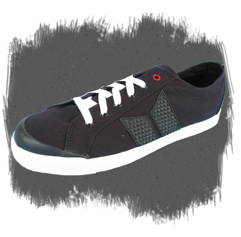 boty MACBETH - ELIOT - BLACK/WHITE