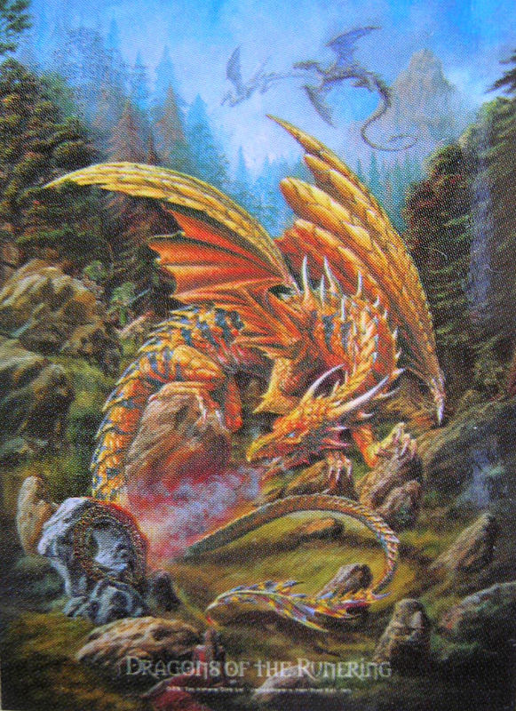 vlajka Dragons of the Runering HFL 424