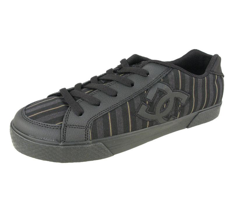 boty pánské DC - Empire TX - BLACK/YELLOW
