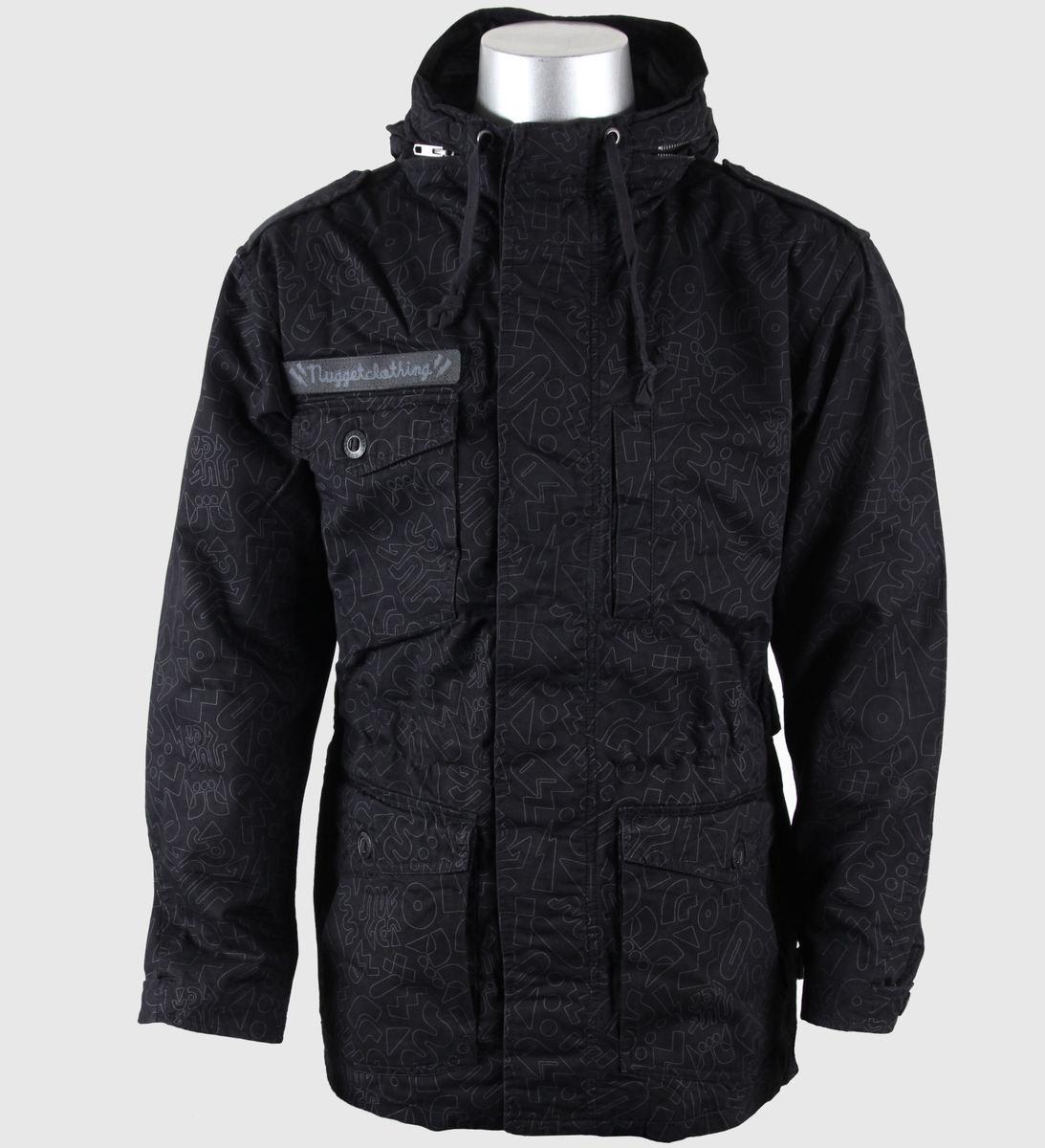 bunda pánská (látková) jarně-podzimní NUGGET - Bassil A