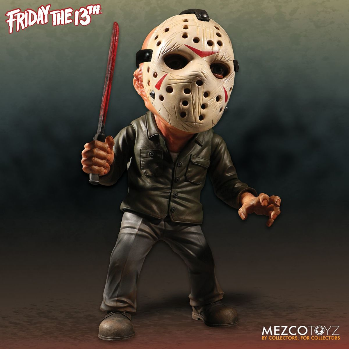 figurka Friday the 13 Jason - MEZ25875