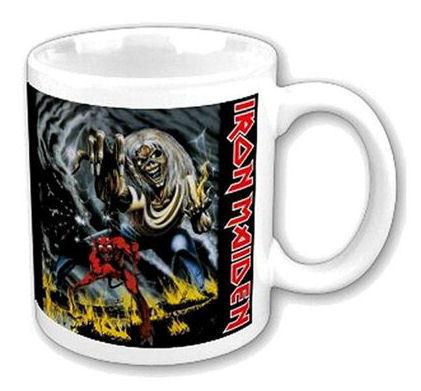 hrnek Iron Maiden - The Number of The Beast - ROCK OFF - IMMUG07