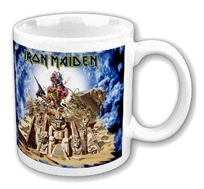 hrnek Iron Maiden - Somewhere Back In Time - ROCK OFF - IMMUG8