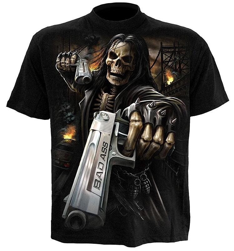 tričko pánské SPIRAL -Cold Steel - T032M101