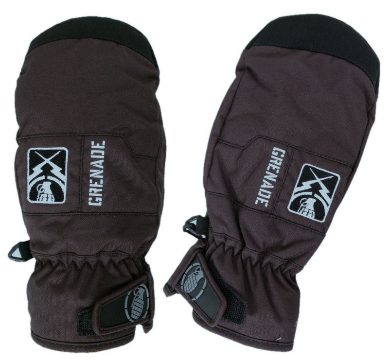 "rukavice GRENADE ""Fragment Mitt"" - BLACK XL"