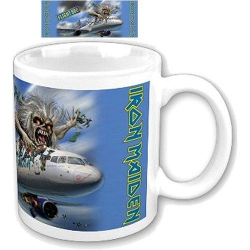 hrnek Iron Maiden - Flight 666 - ROCK OFF - IMMUG05